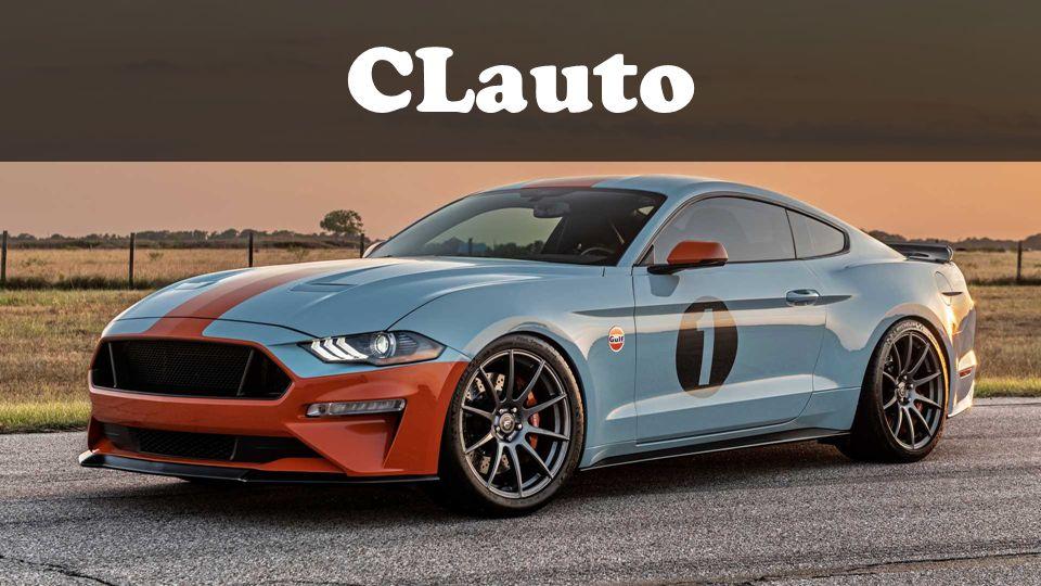 800匹力的福特GT Gulf限量版,致敬福特GT40,本周日亮相