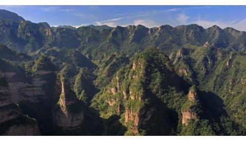 邢台大峡谷:八百里太行奇观,国家地质宝库……