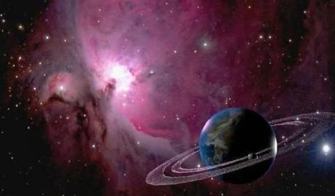 六千多万光年外的宇宙观测者看地球, 会是远古时期恐龙时代吗