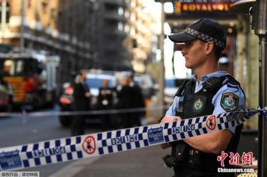 澳墨尔本警察巡逻时遭开枪扫射 3名男子被逮捕|肇事车辆|枪击