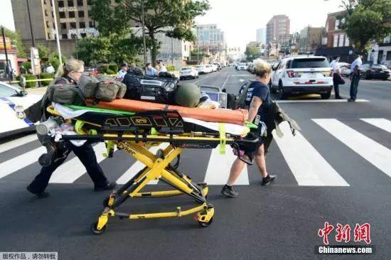 美国费城枪击案致6名警察受伤 枪手射击近30分钟bt365亚洲版官网