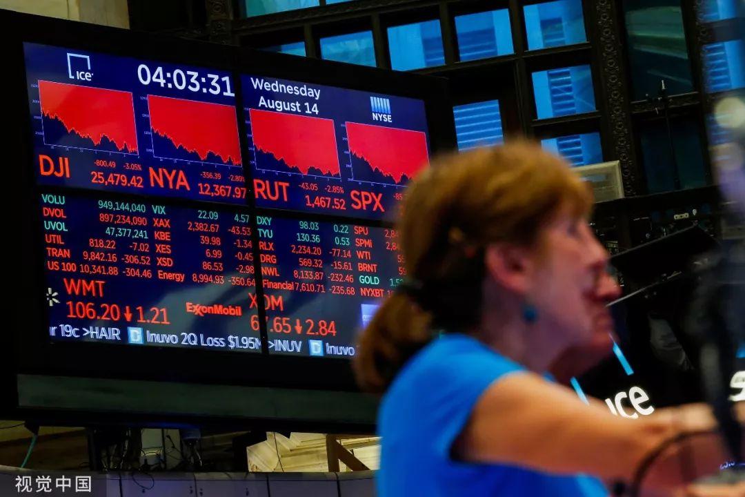 美國經濟衰退警報正式拉響 可怕的事要來了?