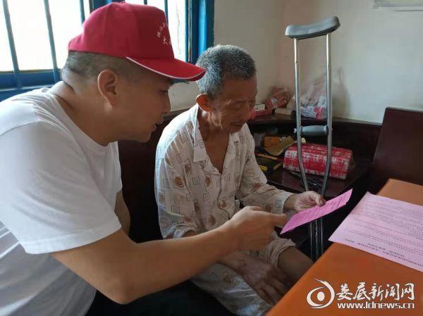维山乡:医务人员大走访 健康扶贫暖人心