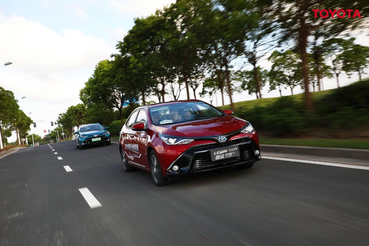 体验丰田双擎E+:使用便利性与燃油车一致