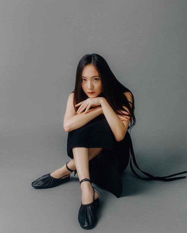 韩国女团f(x)成员郑秀晶表示不想走唱跳路线 但一定会个人出道