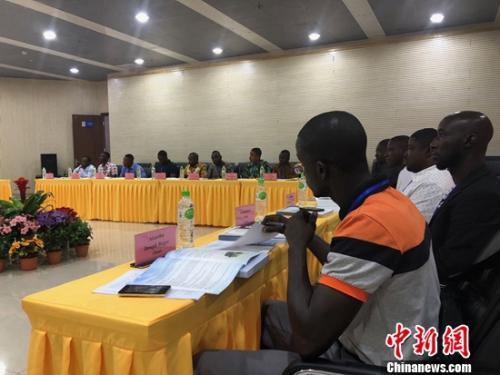 加纳派员甘肃取经太阳能应用技术 聚焦可再生能源发展
