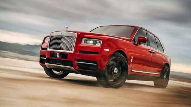 过去五年,有钱人都开啥SUV,盘点顶级豪华SUV车型