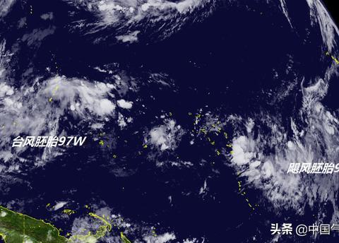 11号台风白鹿要生成?分析:或是飓风胚胎转世,离我国超1万里