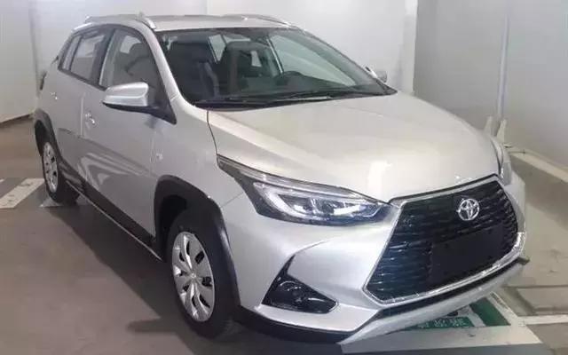 """广汽丰田最便宜的车要改款了,""""八字胡""""没有了,新增跨界套件"""