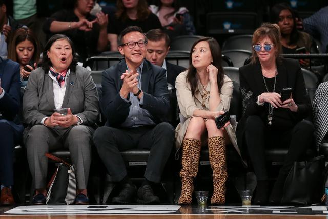 中国老板身家排NBA第二仅次快船鲍尔默 除篮网连球馆也一并拿下