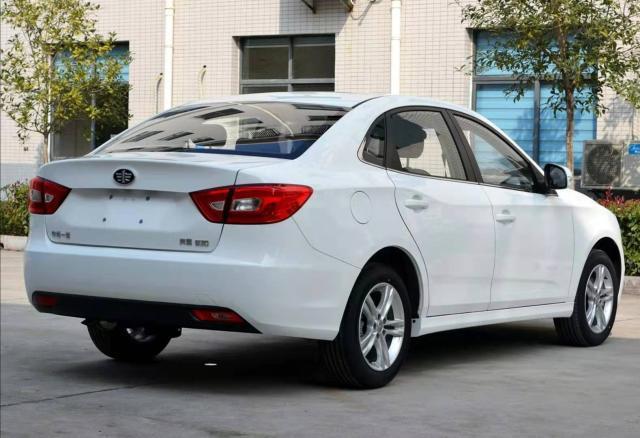 售8.68万元/配置升级 一汽奔腾新款B30上市