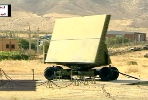 伊朗居然造出了反隐身雷达:而且是有源相控阵的 还能发现F35