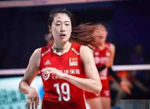 中国排球队员人气排名,朱张李前列,第十是江川,实属正常