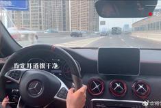 """视频:女司机首测性能车:""""妈耶!奔驰AMGA45你是我耳道的清道夫""""!"""