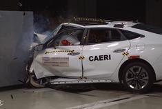 视频:终于有一个国产碰撞测试网站不是全 G 评分了