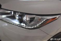 视频:成都新汉兰达改车灯改装,LED大灯双光透镜升级效果实拍