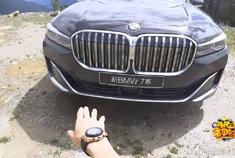 视频:试驾BMW 750Li,顶级宝马开起来和坐起来是什么感受?