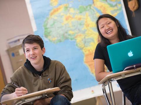 美国高中留学,在申请名校时竟然有这些优势!
