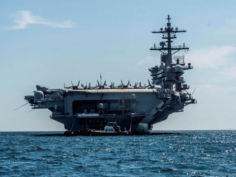 """伊朗亮出王牌,数千枚水雷严阵以待,美航母不敢跨入""""雷池""""半步"""