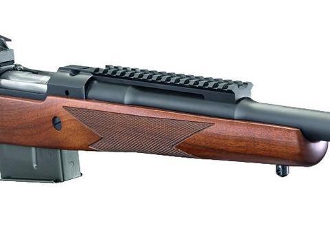 美国斯图姆-鲁格公司甘塞特侦察步枪