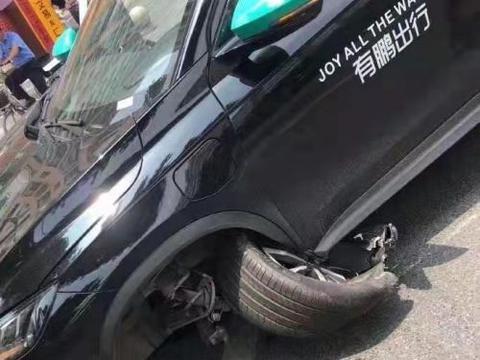 网曝小鹏汽车G3断轴 7月销量公布同比下跌