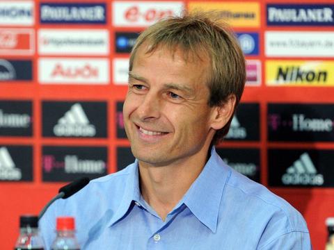 克林斯曼:拜仁无疑会是德甲冠军 德国足球永远具有竞争力