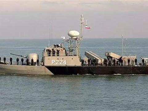 英美又来海峡挑衅,革命卫队强势回击:玉石俱焚也要护卫海峡!