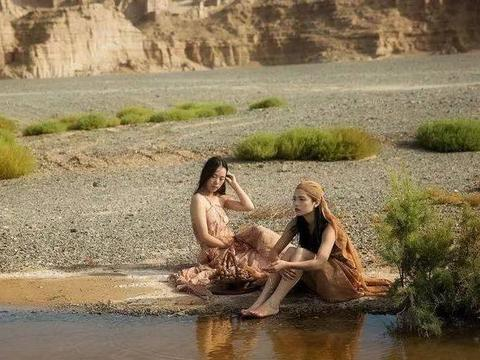 """中国最""""神秘""""的湖泊,干涸后的湖水又重新出现,专家也无法解释"""