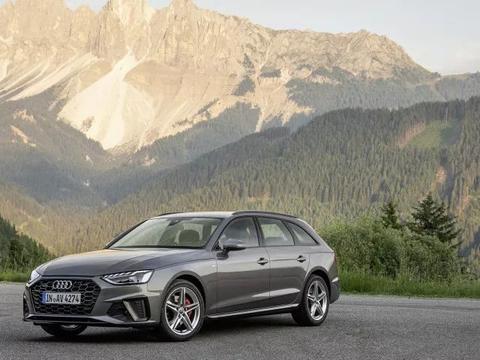 奥迪A4 Avant即将引入国内,预售价或34.5万起,四季度上市