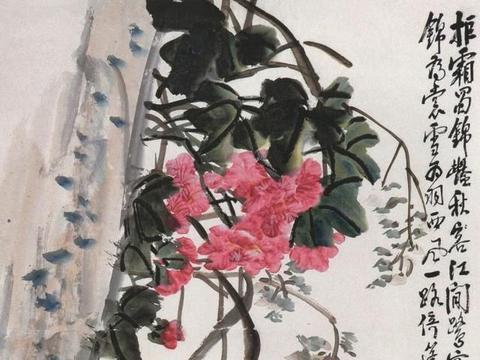 海上画派重要人物王震,是吴昌硕艺风传播最有力的推动者