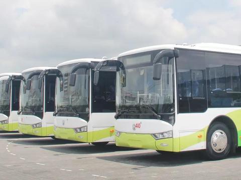 搭载潍柴天然气动力,亚星公交车挺进乌兹别克斯坦