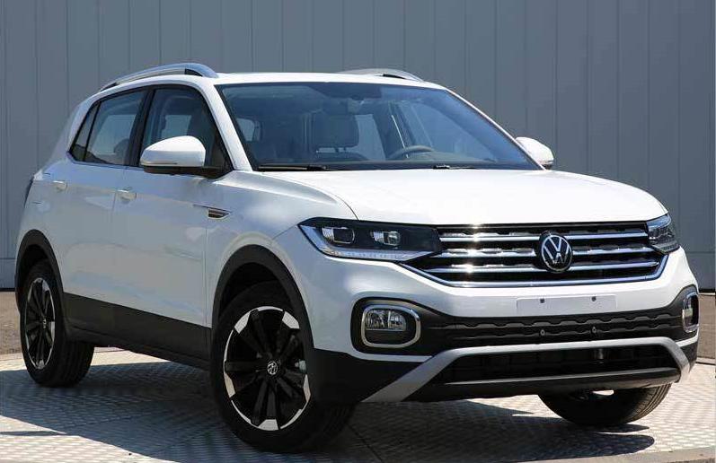 """定位小型SUV,预计命名为""""探X""""?一汽-大众TACQUA申报图曝光"""