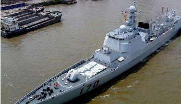 052D的最终数量将会超过40艘?超过四国宙斯盾舰总和?