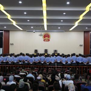 青海首例涉黑案件二审宣判 首犯获刑二十五年