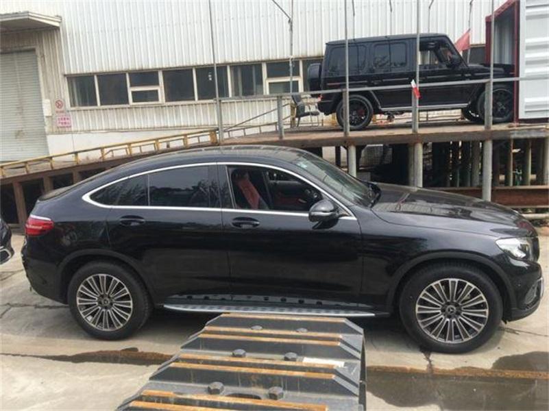 """全新奔驰GLC轿跑版本海外亮相,奥迪,宝马:""""有点扎心"""""""