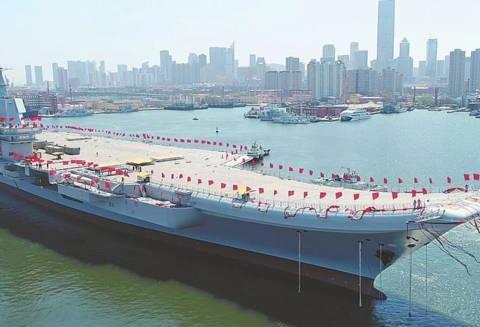 服役时机已成熟?央视晒出国产航母新动态,搭载能力超辽宁舰