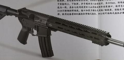 美国APF武器公司450布什马斯特卡宾枪
