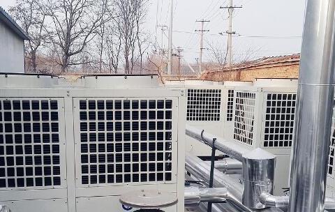 空气能热泵的应用:大棚供暖