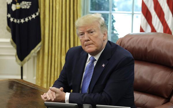 特朗普想购买格陵兰岛?丹麦前首相:愚人节笑话|特朗普|华尔街日报