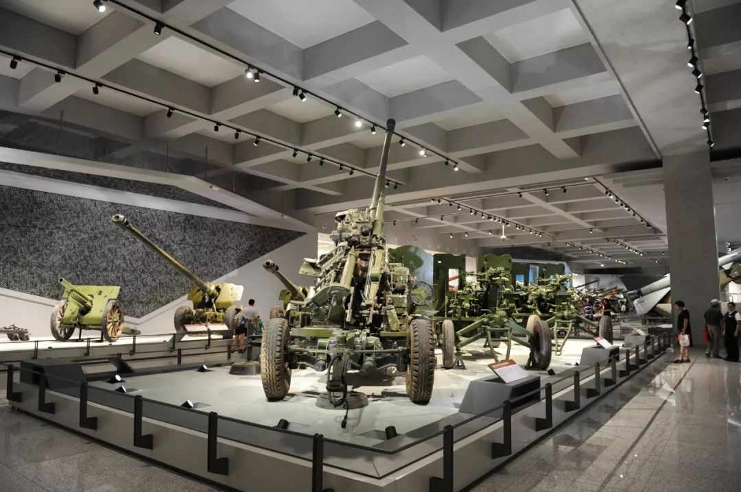 京城闹市寻幽(79)新装更热血--重游军事博物馆(下)