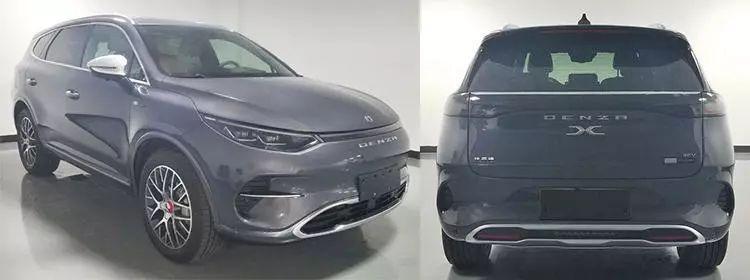 唐EV同款底盘+动力的腾势X!Aion LX双电机版!第323批工信部新车解读