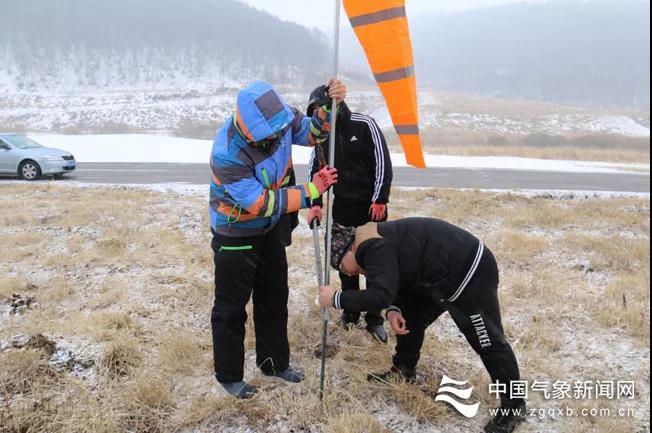 这些气象技术取得突破性进展!满足冬奥比赛需求
