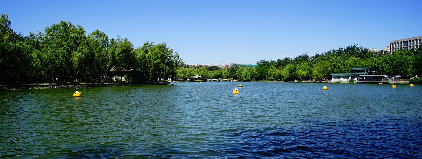 京城名字里带水的小众公园,真有水?│weekly好玩
