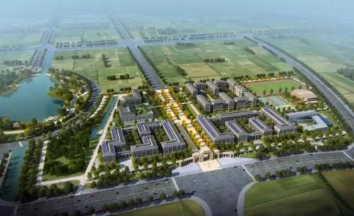 传智播客对外公布投资十亿的传智专修学院新校区最新工程进展