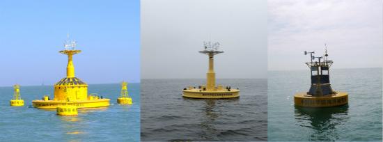 """海上""""哨兵""""24小时坚守 黄东海浮标观测站完整记录""""利奇马""""实时观测数据"""