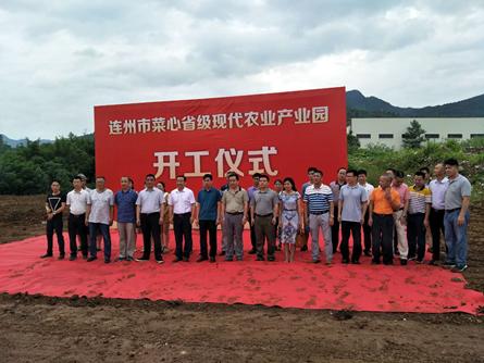 """连州菜心现代农业产业园:积极创新园区""""新势态""""2020年科技进步贡献率将达到75%"""