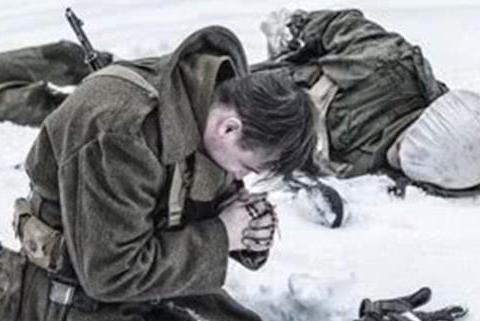 德军进攻莫斯科为何不准备棉衣?