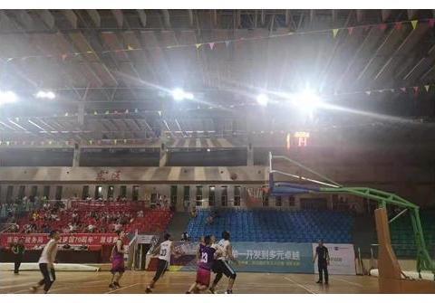 """国家税务总局吉安市税务局""""庆祝建国70周年""""篮球赛开赛"""