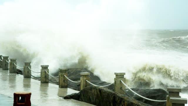古人如何防范台风?古代最早关于台风的记载见于《吕氏春秋》一书中