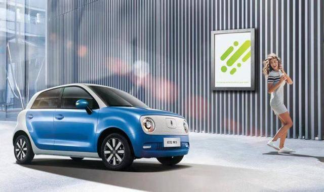 新能源汽车成潮流,论安全,还要看这款欧拉R1!
